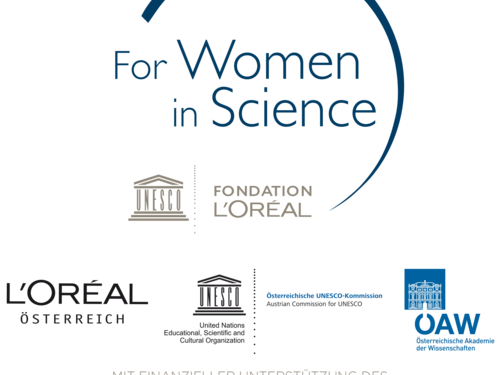 Vier L'Oréal For Women in Science Stipendien vergeben