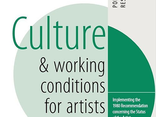 Neue UNESCO Studie: Culture & working conditions for artists