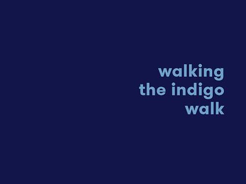 Internationale Blaudruck-Ausstellung: Walking the Indigo Walk